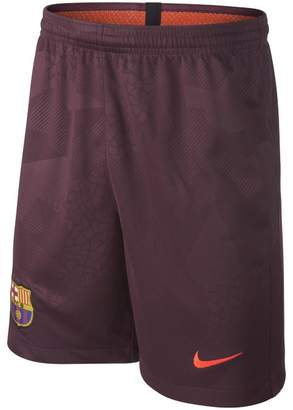 Nike 2017/18 FC Barcelona Stadium Third Older Kids'Football Shorts