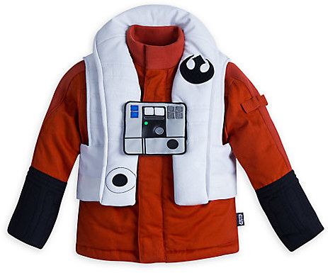 Poe Dameron Premium Costume Jacket for Kids - Star Wars: The Force Awakens