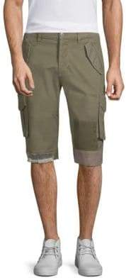 Hudson Patch Cargo Shorts