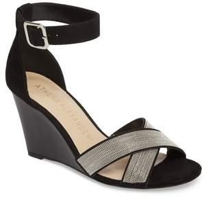 Athena Alexander Zorra Wedge Sandal