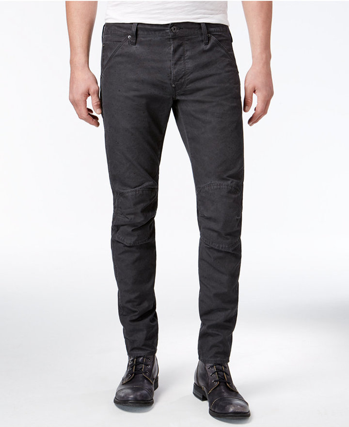 G Star G-Star RAW Men's Slim-Fit Jeans