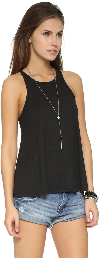 Free People Long Beach Tank 7