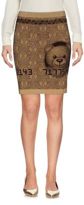 Moschino Mini skirts - Item 35317942BD