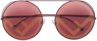 Fendi Eyewear Runaway sunglasses