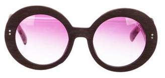 Prada Baroque Oversized Sunglasses