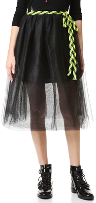 Marc Jacobs Tulle Skirt $295 thestylecure.com