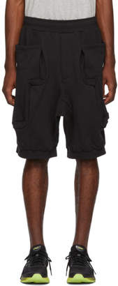 Perks And Mini Black Research Duplo Shorts