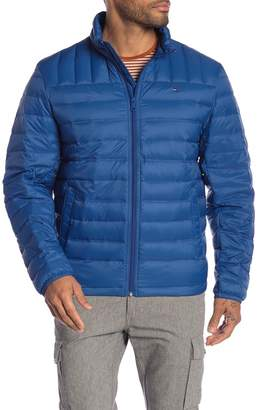 Tommy Hilfiger Solid Down Puffer Jacket