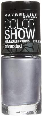 Maybelline Color Show Nail Lacquer Shredded Stunner