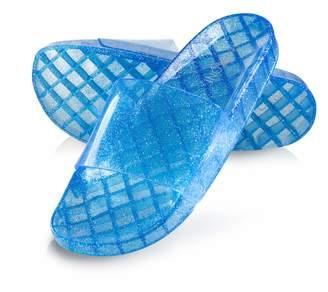 4f315aacf8a4 Roxoni Women s Summer Flip Flop Open Toe Jelly Glitter Slide Sandal Slippers  (Size ...