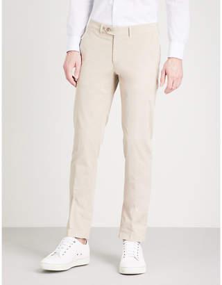 Corneliani Regular-fit stretch-cotton chinos