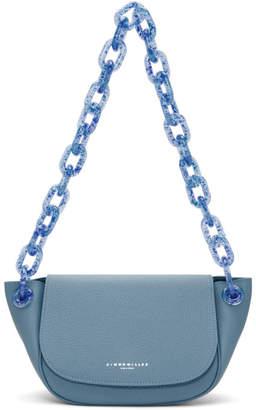 Simon Miller Blue Bend Bag