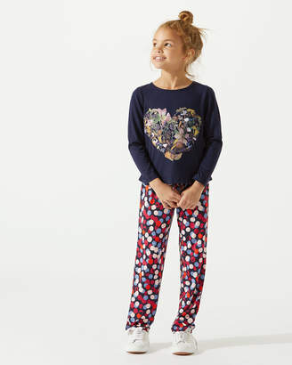 Jigsaw Scattered Spot Trousers