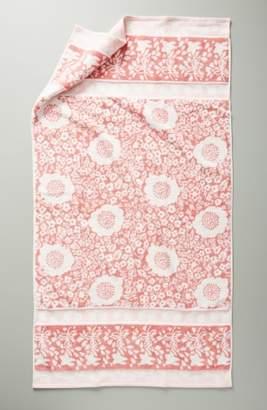 Anthropologie Lindie Bath Towel