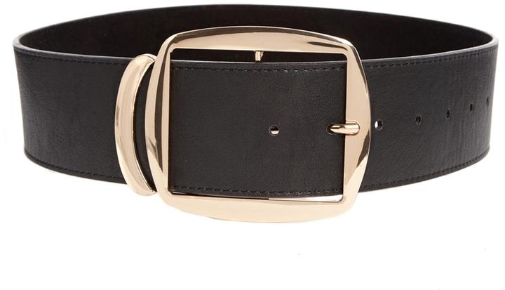 Asos Wide Tipped Waist Belt