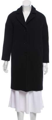 Claudie Pierlot Wool Knee-Length Coat