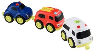 Early Learning Centre ELC Emergency Vehicles Magnetic Trio Set
