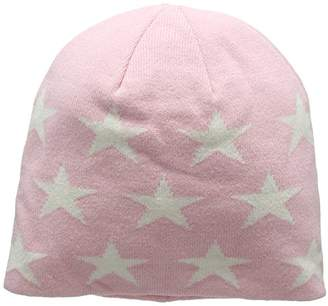 Gant Girl's Star Beanie Hat,(Manufacturer Size: 9-12Y)