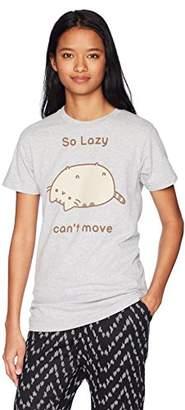 Möve Pusheen Women's So Lazy Can't T-Shirt