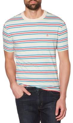 Original Penguin Nep Pop Stripe T-Shirt