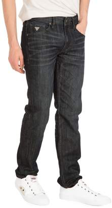 GUESS Regular Straight Jeans in Riverfront Wash