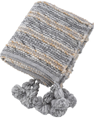 A By Amara A by Amara - Chunky Knitted Throw - 130x170cm