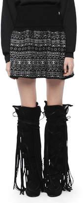 Diesel Black Gold Diesel Skirts BGVAC - Black - XS