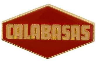 Yeezy Calabasas pin