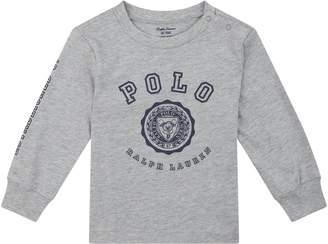 Ralph Lauren Graphic Logo T-Shirt