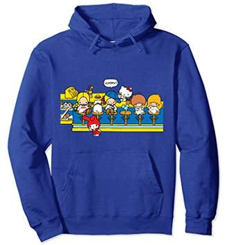 SANRIO Hello Kitty and Characters Diner Hoodie