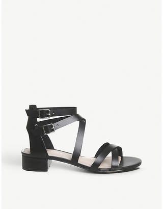 Office Manhattan faux-leather sandals