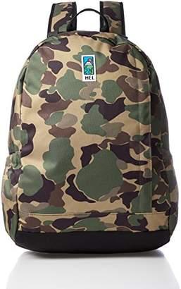 MEI (エムイーアイ) - [エムイーアイ] リュック Backpack PTN MEI-000-174104 PAT2(CAMO)