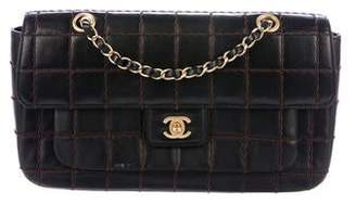 Chanel Square Quilt Flap Bag