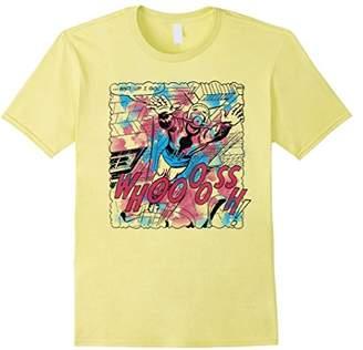 Marvel Ant-Man Classic Retro Color Pop Comic Panel T-Shirt