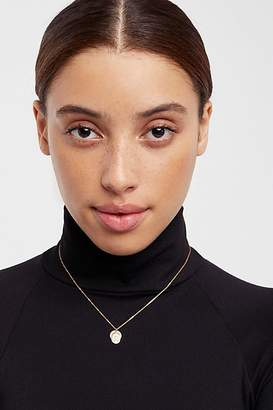 Erth Jewelry 14k Vermeil Vintage Charm Necklace
