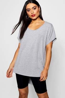 boohoo Basic Oversized T-Shirt