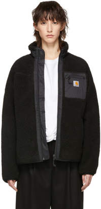 Carhartt Work In Progress Black Prentis Liner Pullover