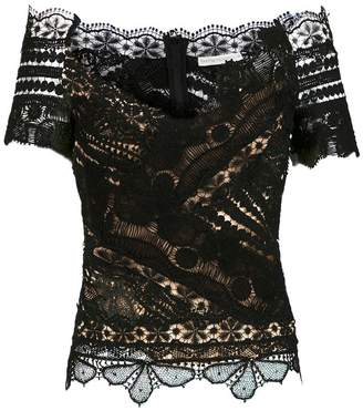 Martha Medeiros Angela short sleeves blouse
