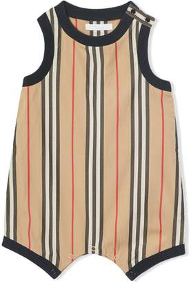 Burberry Icon Stripe bodysuit
