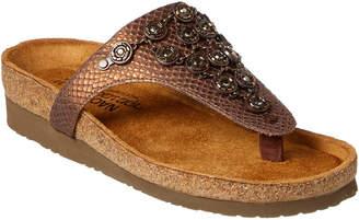 Naot Footwear Juneau Leather Sandal