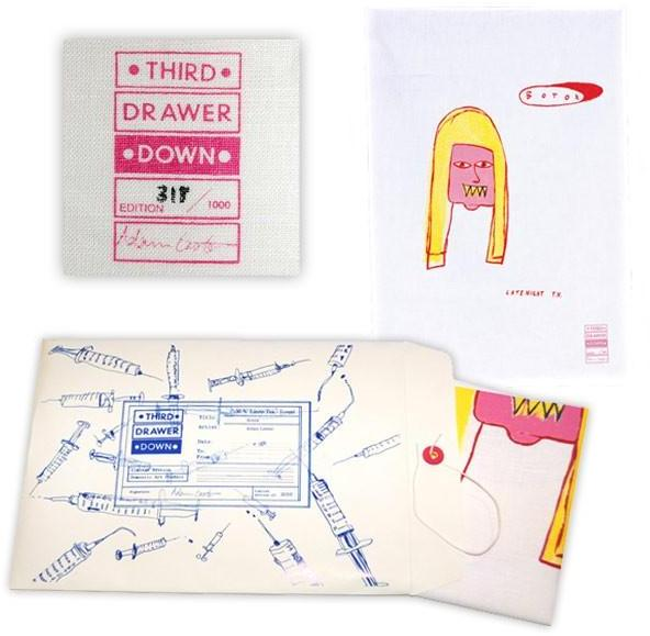 Limited Edition Tea Towels By Third Drawer Down