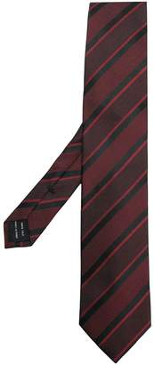 Tom Ford striped woven tie