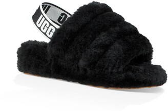 UGG Fluff Yeah Genuine Shearling Slipper