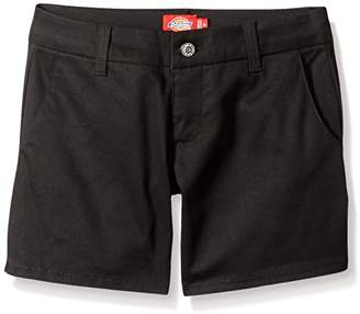 Dickies Junior's Mid Rise 5 inch Slim Short with 4 Pockets