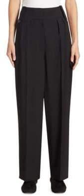 The Row Kiefer Pleated Pants