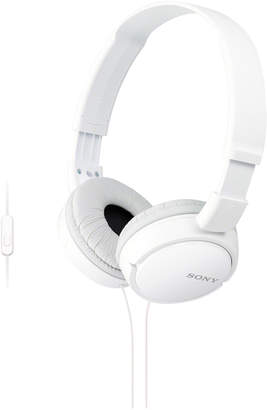 Sony White Stereo Headphones