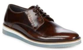 Steve Madden Patent Leather Derby Shoes