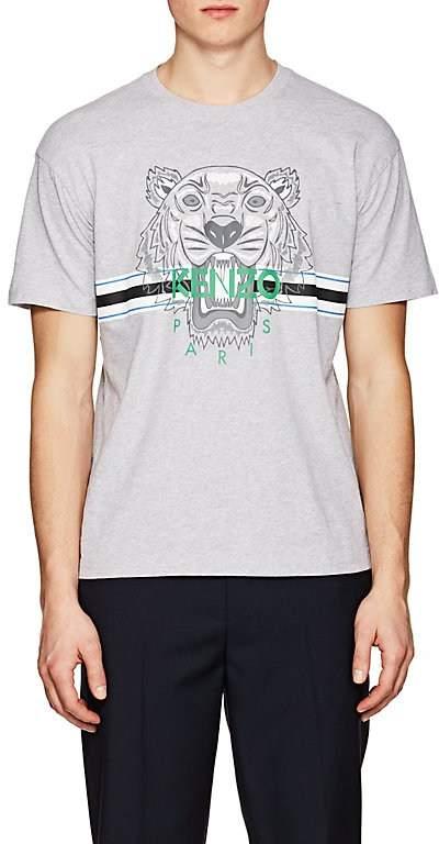 Men's Logo-Print Cotton T-Shirt