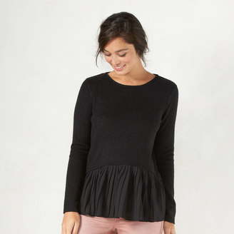 Women's LC Lauren Conrad Pleated Sweater $44 thestylecure.com