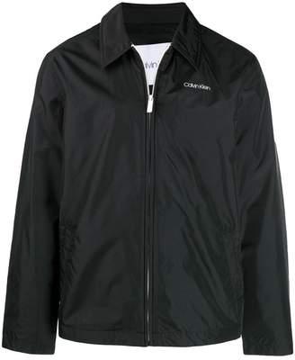 073923e4b Calvin Klein Black Outerwear For Men - ShopStyle Canada